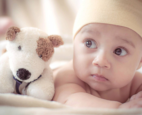 activité bébé 10 mois cri animaux