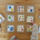 activité enfant paques jeu observation oeufs