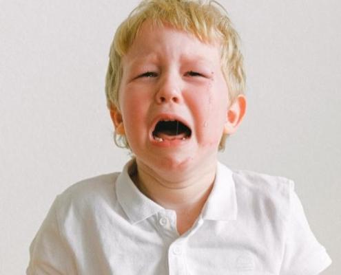 mon enfant pleure le matin à l'école