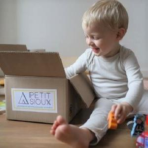 les box de jouets petit sioux, une expérience qui fait grandir