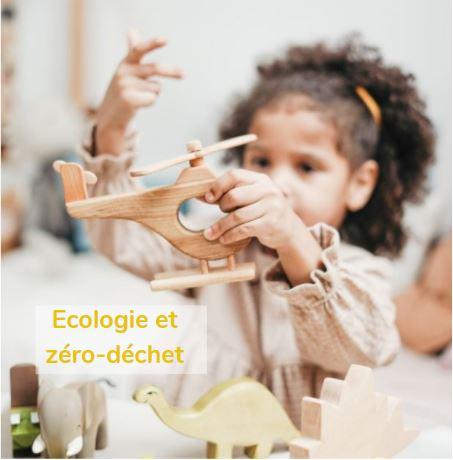 écologie et zéro déchet