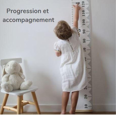 progression et accompagnement