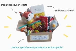 Box naissance Petit Sioux