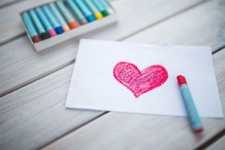 comment exprimer l'amour