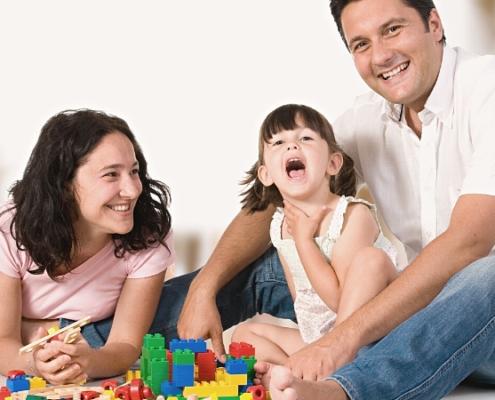 Le positif attire le positif : essayez le avec vos enfants !