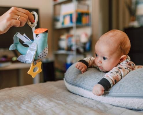Le choix de votre peluche d'éveil développera des compétences différentes chez votre enfants